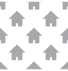 New home seamless pattern vector