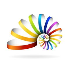 Creative design concept vector image vector image