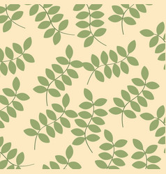 Green plants background image vector