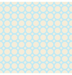 Yoga seamless pattern tiling light blue and yellow vector