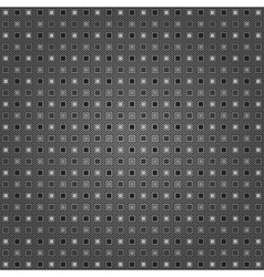 Abstract mosaic gray background vector
