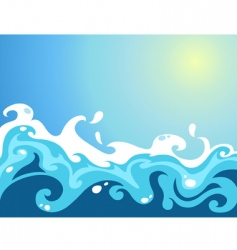 Waves vector
