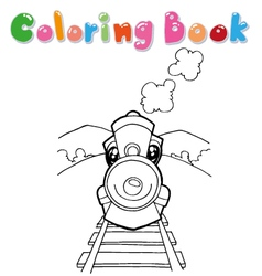 Train coloring vector