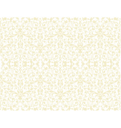 beige swirl seamless pattern texture vector image vector image