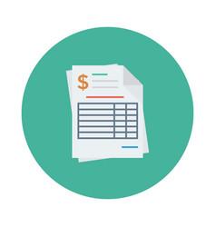 Invoice vector