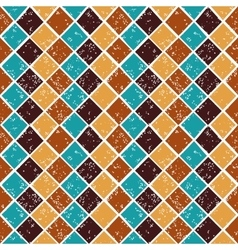 Argyle seamless pattern vector
