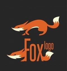 Fox logo 1 vector