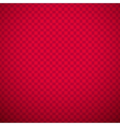 Passionate pattern tiling Hot red color vector image