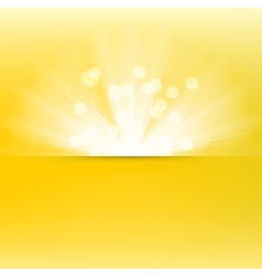 abstract light rays vector image