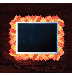 creative frames vector image vector image