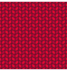 Passionate seamless pattern tiling hot red color vector