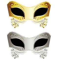 Decorative carnival mask2 vector