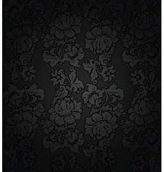 Ornamental fabric texture vector