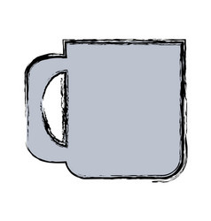Ceramics mug coffee handle object image vector