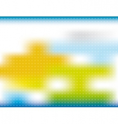 abstract background blur with spots vector image vector image
