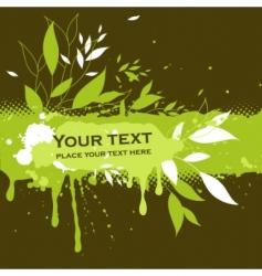 original concept in contemporary style vector image
