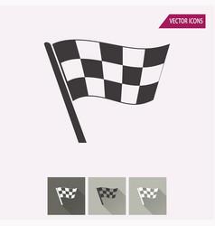 flag - icon vector image