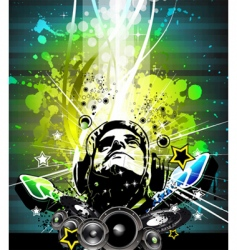Music decay vector