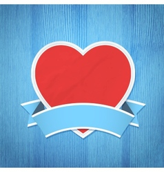 Valentines day background vector