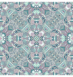 Original retro paisley seamless pattern vector