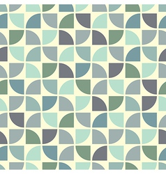 Colorful geometric background neutral vintage vector
