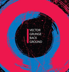 Abstract live grunge style backgroun vector