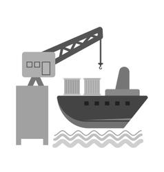 Delivery via shipping vector
