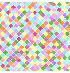 Squares Mosaic Pattern vector image