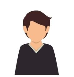 man guy boy person vector image