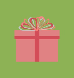 Gift icon vector
