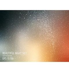 - deep sky night vector