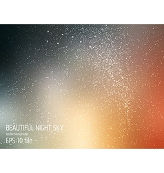 - deep sky night vector
