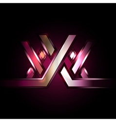 Xxx abstract background vector