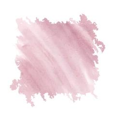 Watercolor pale colors vector image