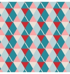 geometric triangle patternAbstract Texture vector image vector image
