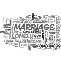 Are you married yet lonesome tonight text word vector
