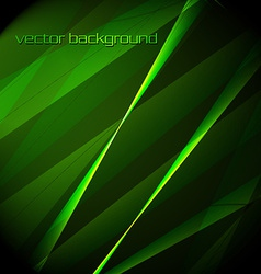 Beautiful green background vector