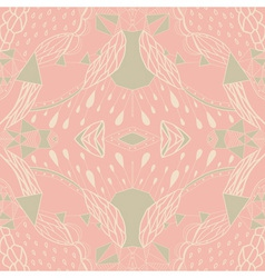 Abstract pattern pastel background vector