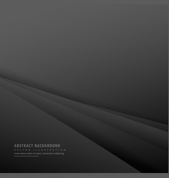 Dark minimal lines background vector
