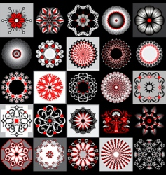 Elements collection vector