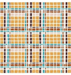 Plaid seamless pattern vector