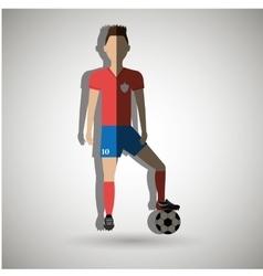 Football soccer design vector