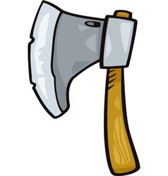 Axe clip art cartoon vector