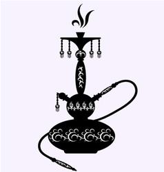 shisha vector image