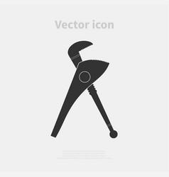 Caliper icon vector