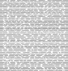 Dashed lines seamless vector image vector image