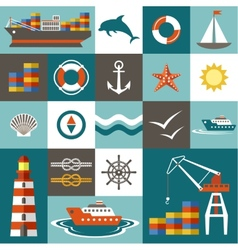 Port set vector
