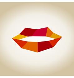 Lips9 vector