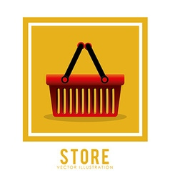 Store design vector image vector image