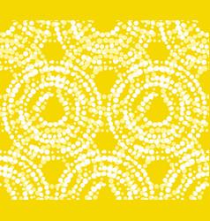 Sun shine joyful summer seamless pattern vector